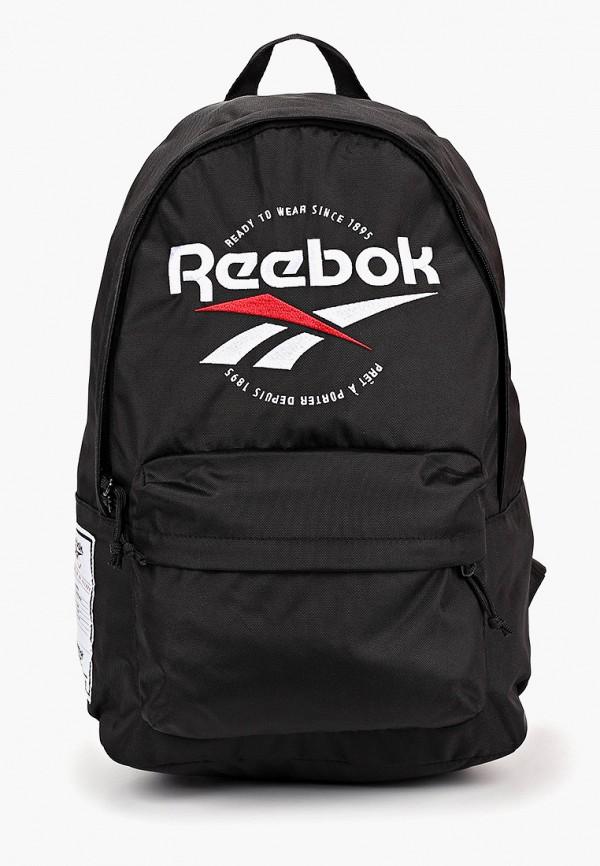 Фото - Мужской рюкзак Reebok Classics черного цвета