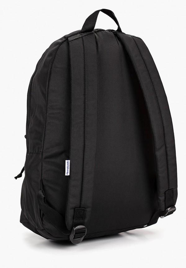 Фото 2 - Мужской рюкзак Reebok Classics черного цвета