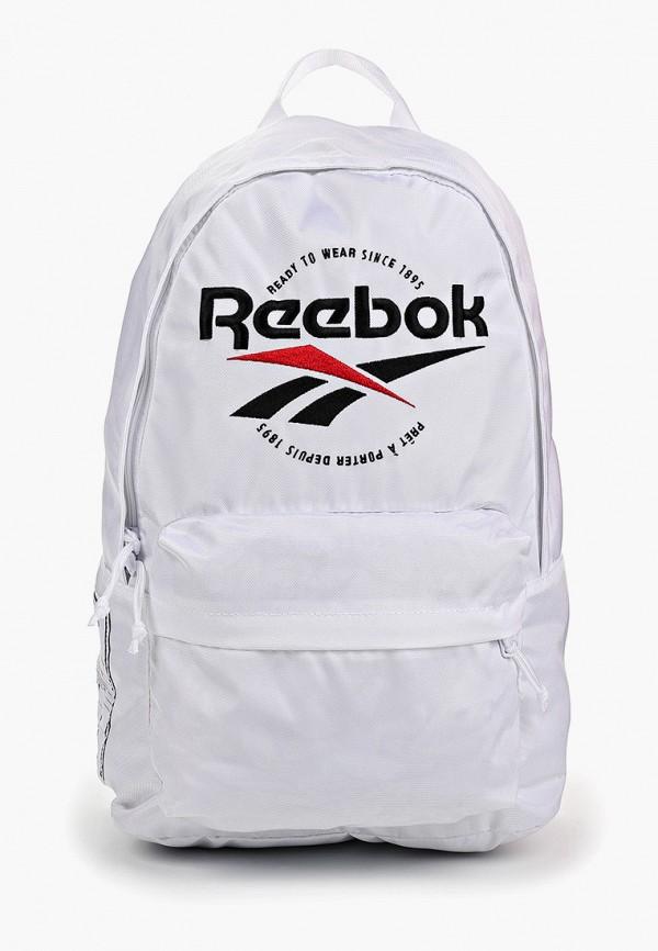 женский рюкзак reebok, белый