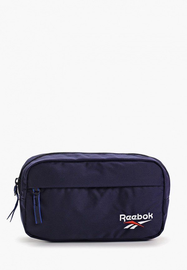 Фото - Сумку поясная Reebok Classic от Reebok Classics синего цвета