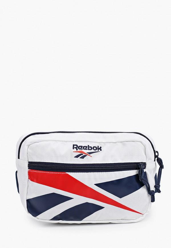 женская сумка reebok, белая