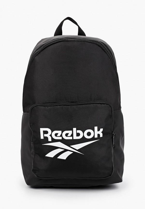 женский рюкзак reebok classic, черный