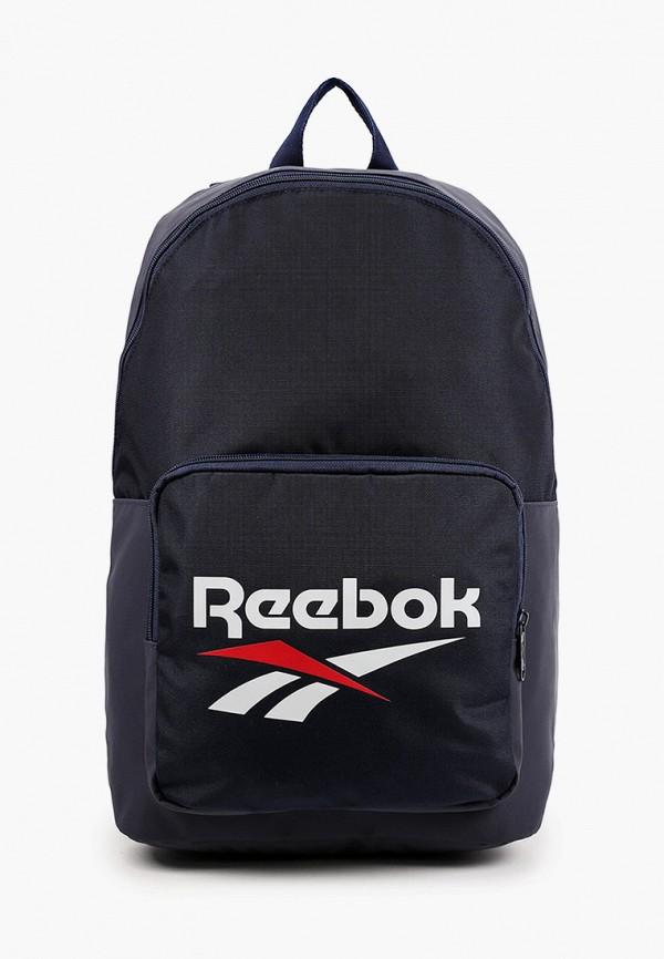 женский рюкзак reebok classic, синий