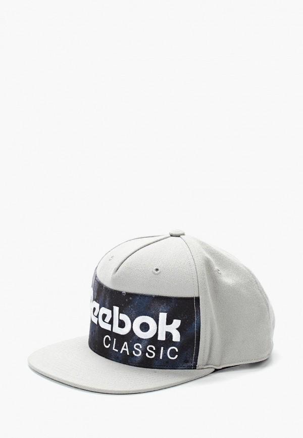 Бейсболка Reebok Classics Reebok Classics RE005CUXYC73 бейсболка reebok classics reebok classics re005cuqiy35