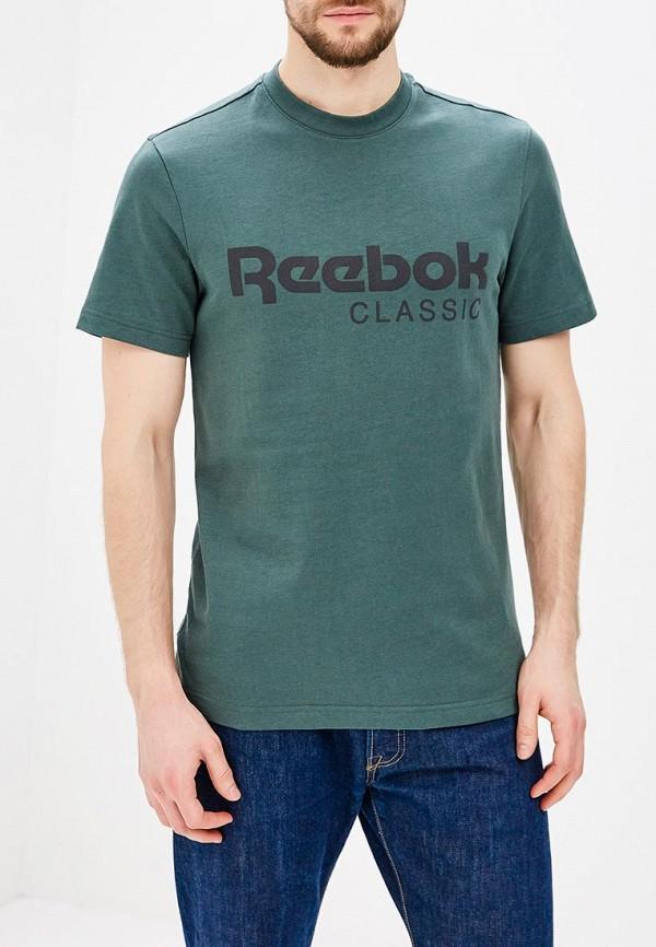 Футболка Reebok Classics Reebok Classics RE005EMALIU3 spectral classics pl151 bg 2 boxes