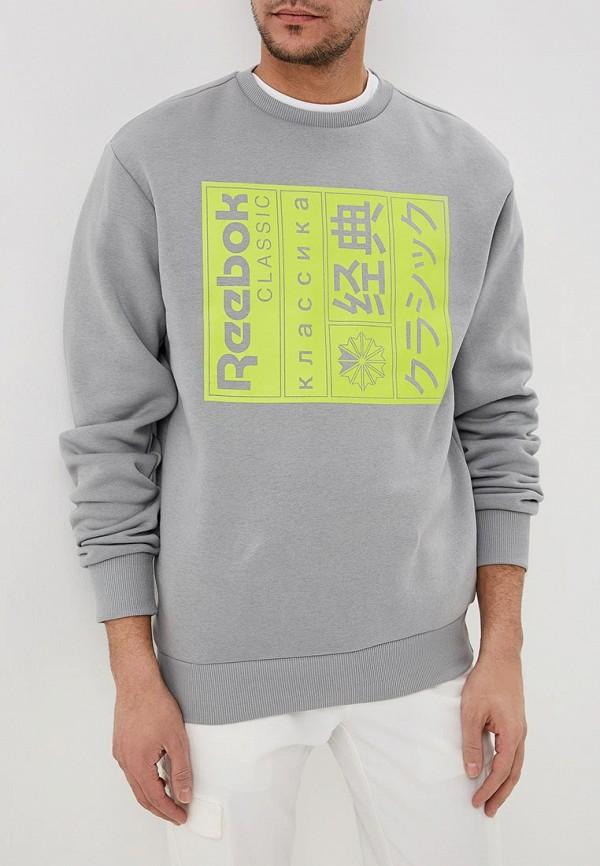 купить Свитшот Reebok Classics Reebok Classics RE005EMEESY5 по цене 3350 рублей