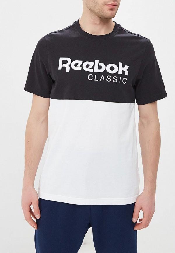 Купить Футболка Reebok Classics, CL REEBOK CL GRAPHI, re005emehhw5, черный, Весна-лето 2019