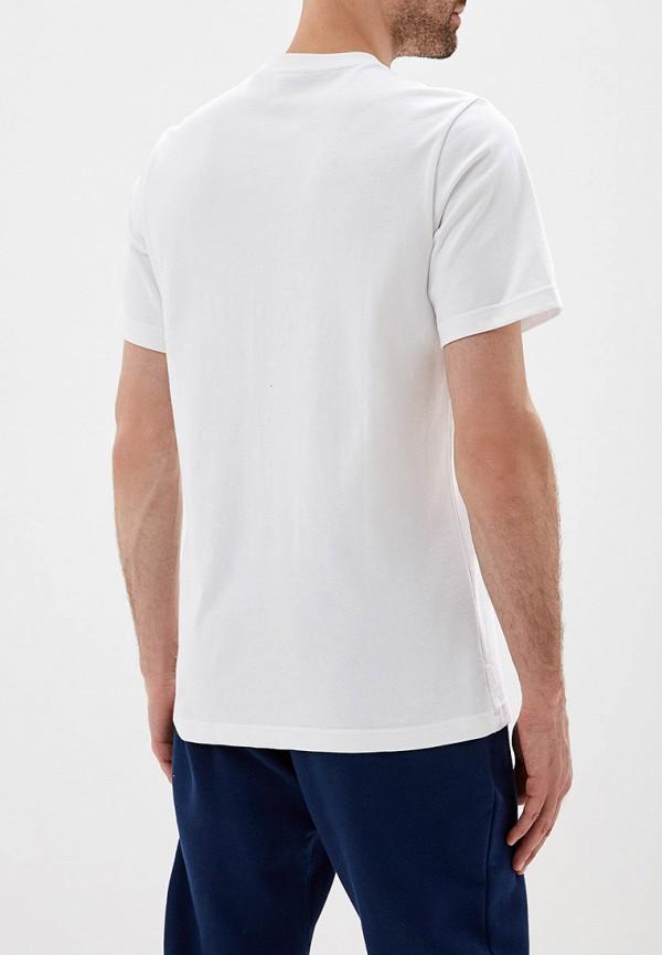 Фото 3 - мужскую футболку Reebok Classics белого цвета