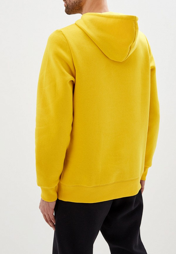 Фото 3 - Худи Reebok Classics желтого цвета