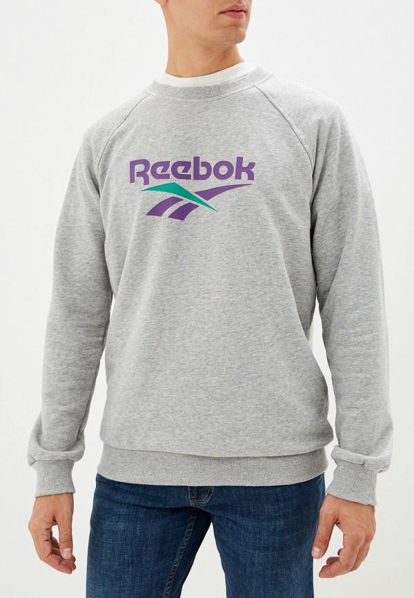 Свитшот Reebok Classics Reebok Classics RE005EMGSFG1 цена и фото