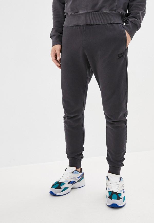 мужские спортивные брюки reebok classic, серые