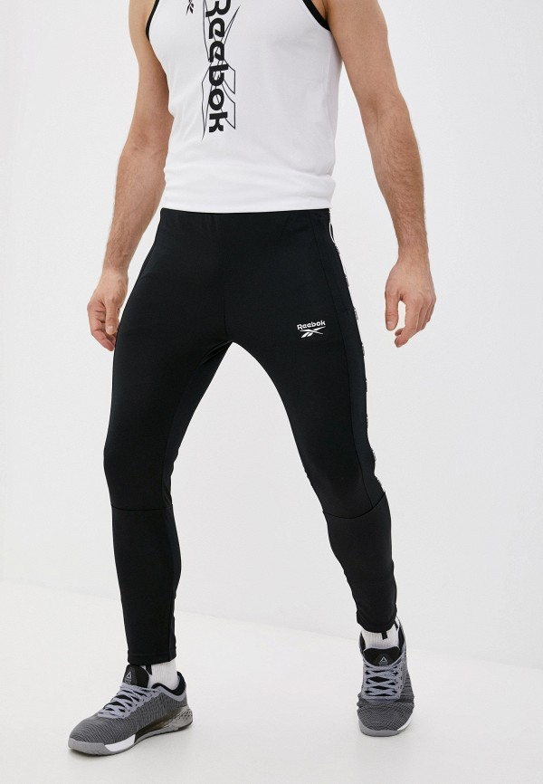 мужские спортивные брюки reebok classic, черные