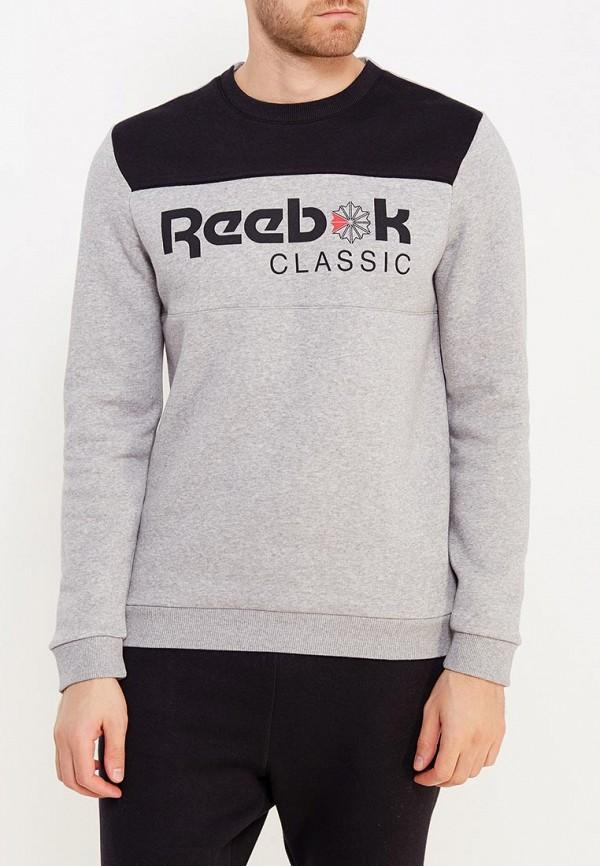 Свитшот Reebok Classics Reebok Classics RE005EMUOT38 spectral classics pl151 bg 2 boxes