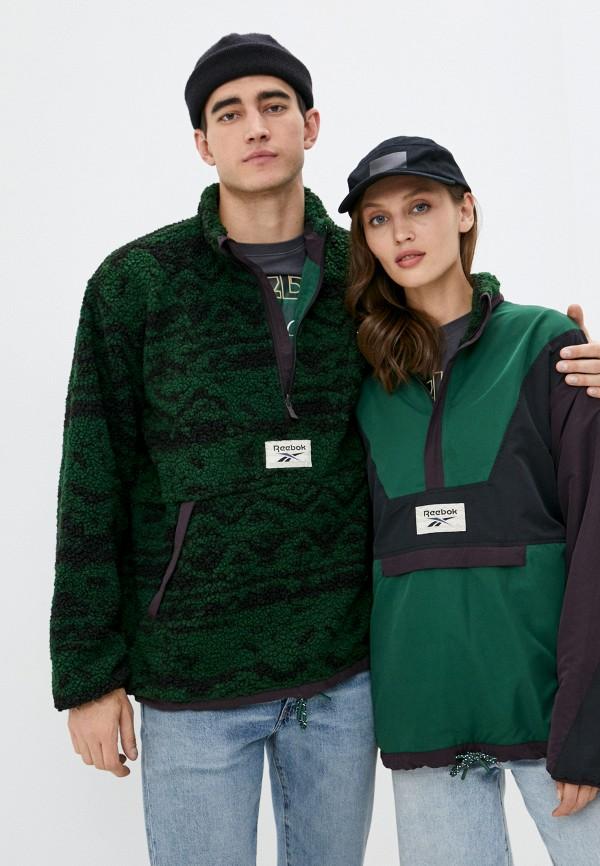 женская куртка reebok classic