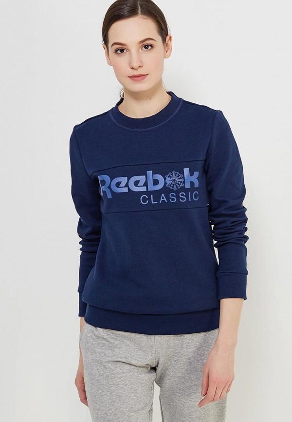 Свитшот Reebok Classics Reebok Classics RE005EWALIV3 кеды reebok classics reebok classics re005awcdlc1