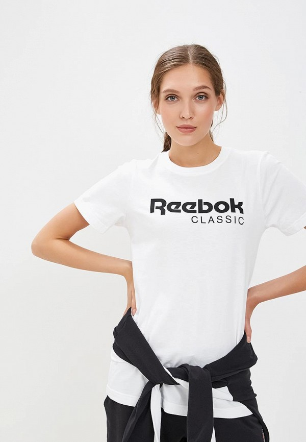 Футболка Reebok Classics Reebok Classics RE005EWEETB7 футболка european culture футболка