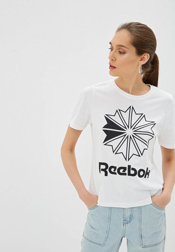 Футболка Reebok Classics Reebok Classics RE005EWFKDJ5 цена 2017