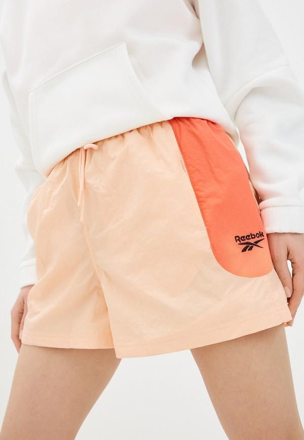 женские спортивные шорты reebok classic