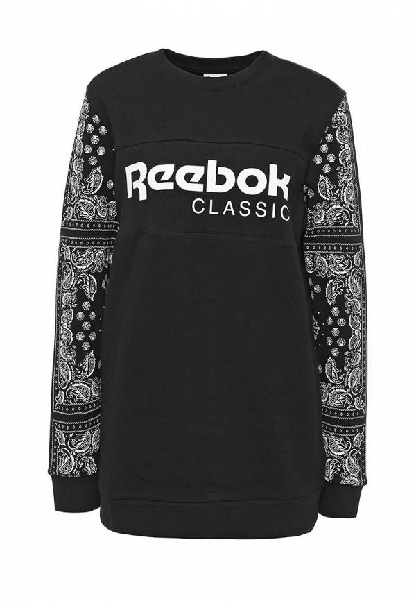 Свитшот Reebok Classics Reebok Classics RE005EWQJI11 кеды reebok classics reebok classics re005awcdlc1