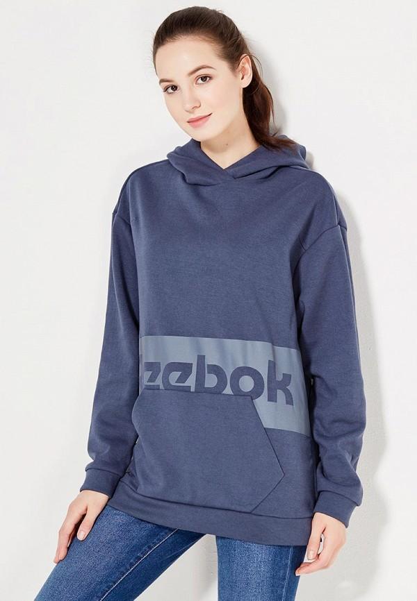 Худи Reebok Classics Reebok Classics RE005EWUOT97 худи reebok classics f fleece hoody oth