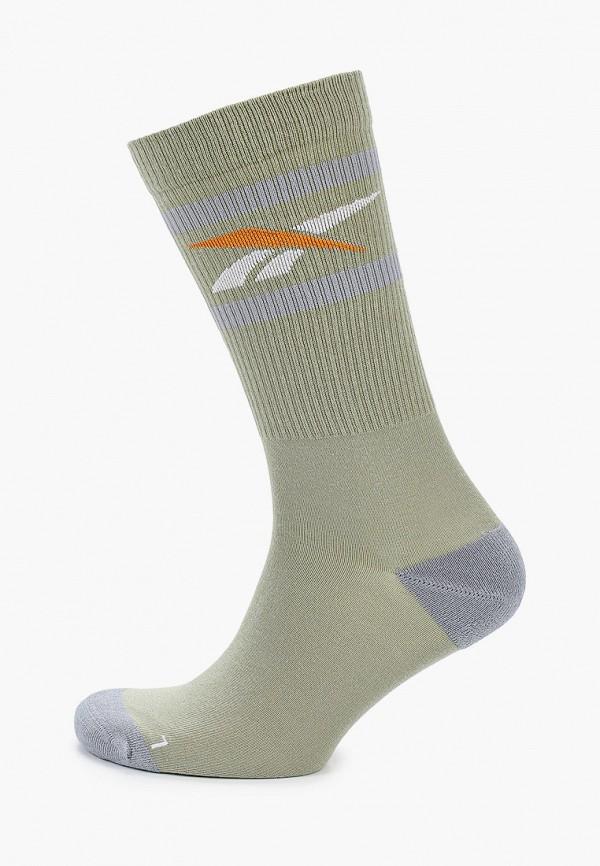 женские носки reebok classic, хаки