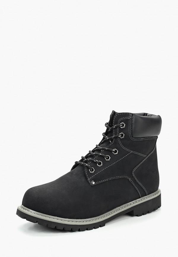 мужские ботинки reflex, черные