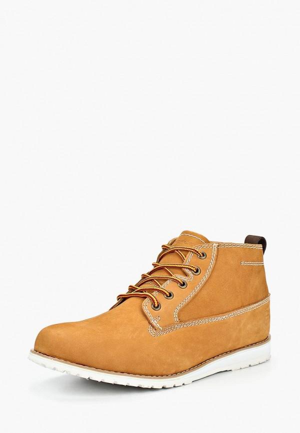 мужские высокие ботинки reflex, желтые