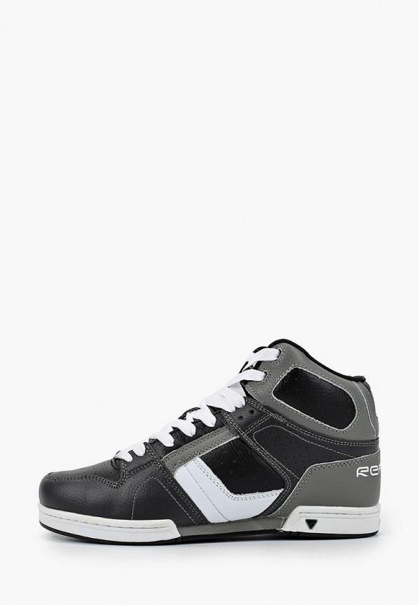 мужские высокие кроссовки reflex, серые