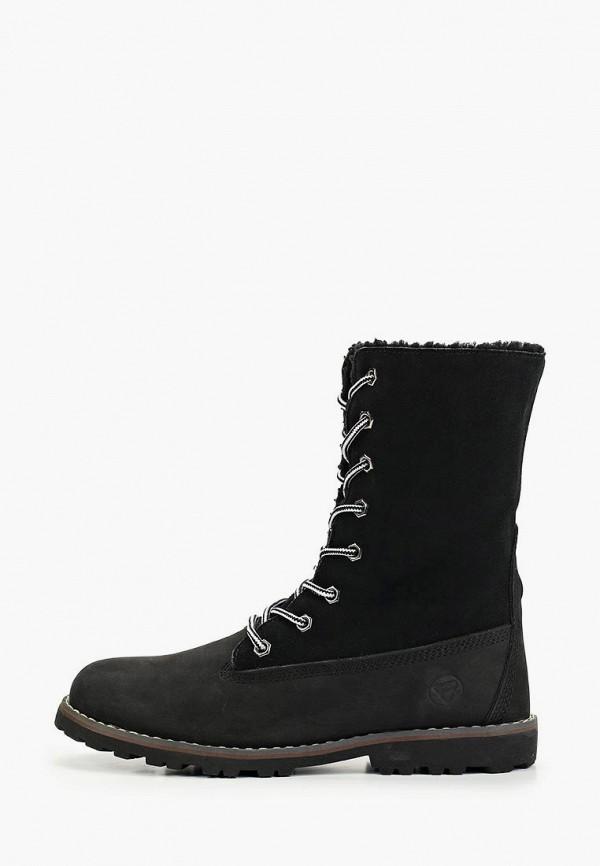 мужские высокие ботинки reflex, черные