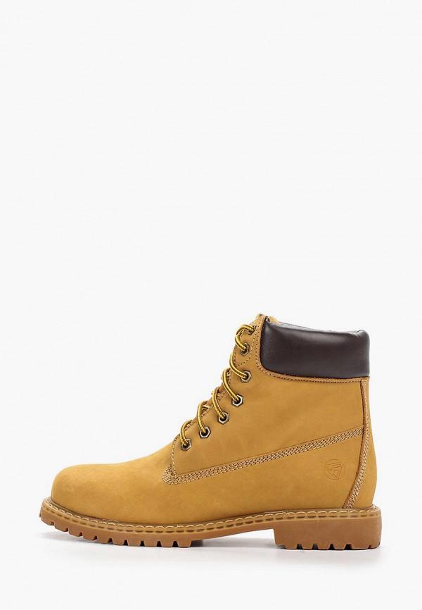 мужские ботинки reflex, желтые