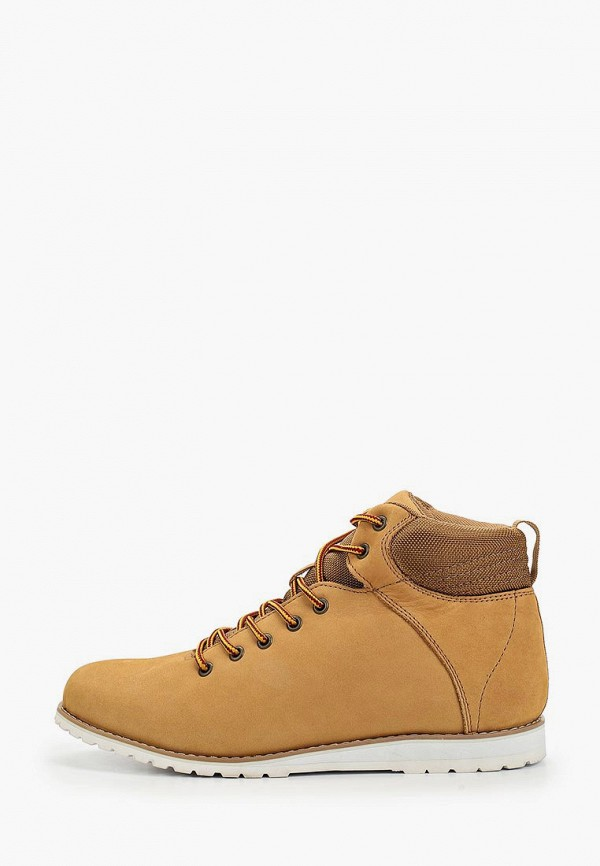 мужские высокие ботинки reflex, бежевые