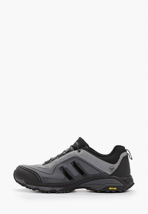 мужские высокие кроссовки reflex, черные