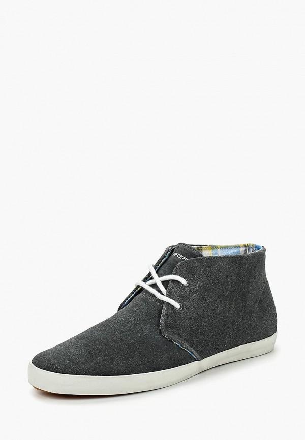 мужские высокие ботинки reflex, серые