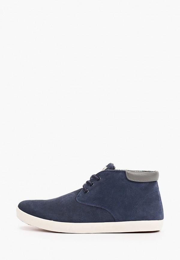 мужские высокие ботинки reflex, синие