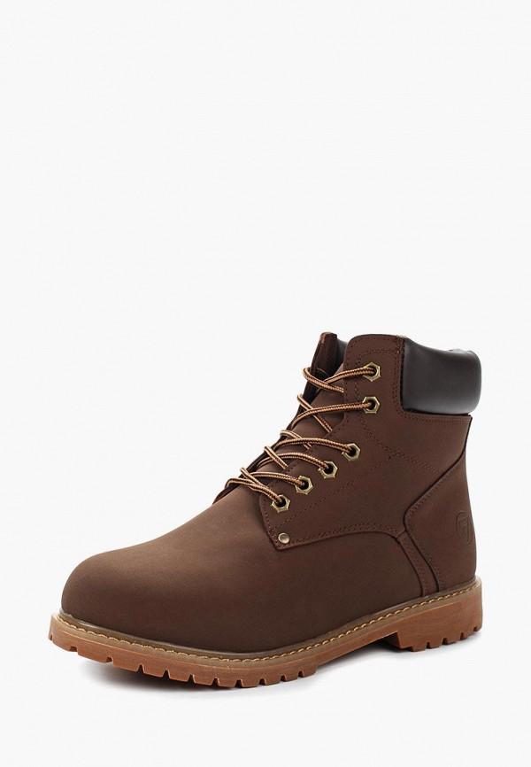 Фото - мужские ботинки и полуботинки Reflex коричневого цвета