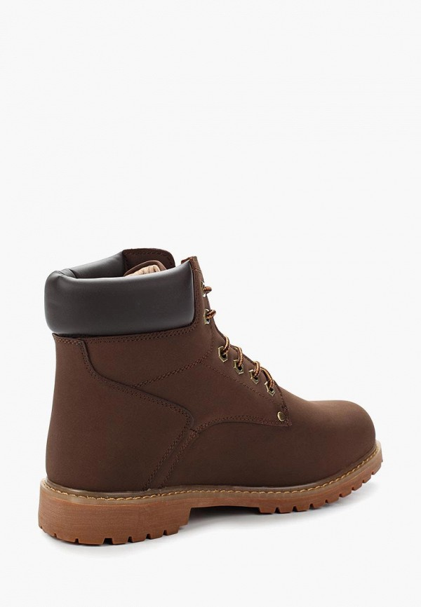 Фото 2 - мужские ботинки и полуботинки Reflex коричневого цвета