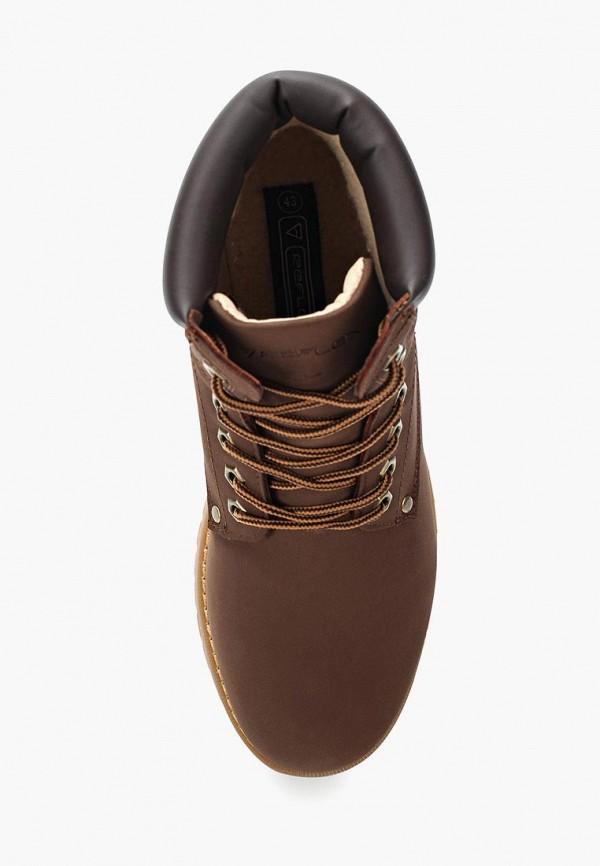 Фото 4 - мужские ботинки и полуботинки Reflex коричневого цвета