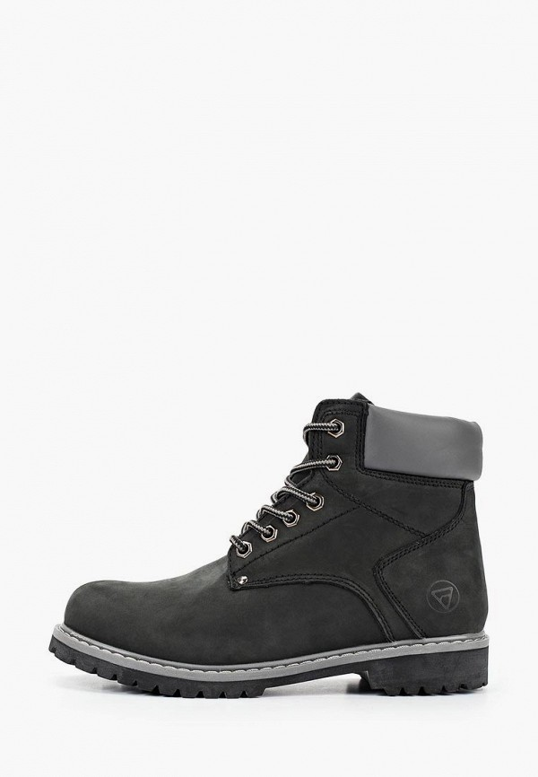 женские ботинки reflex, черные