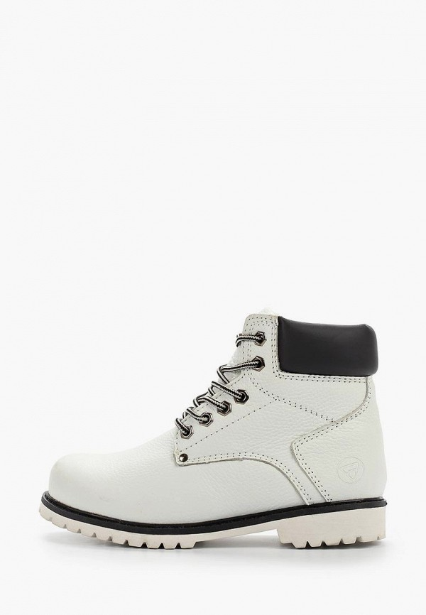 женские ботинки reflex, белые