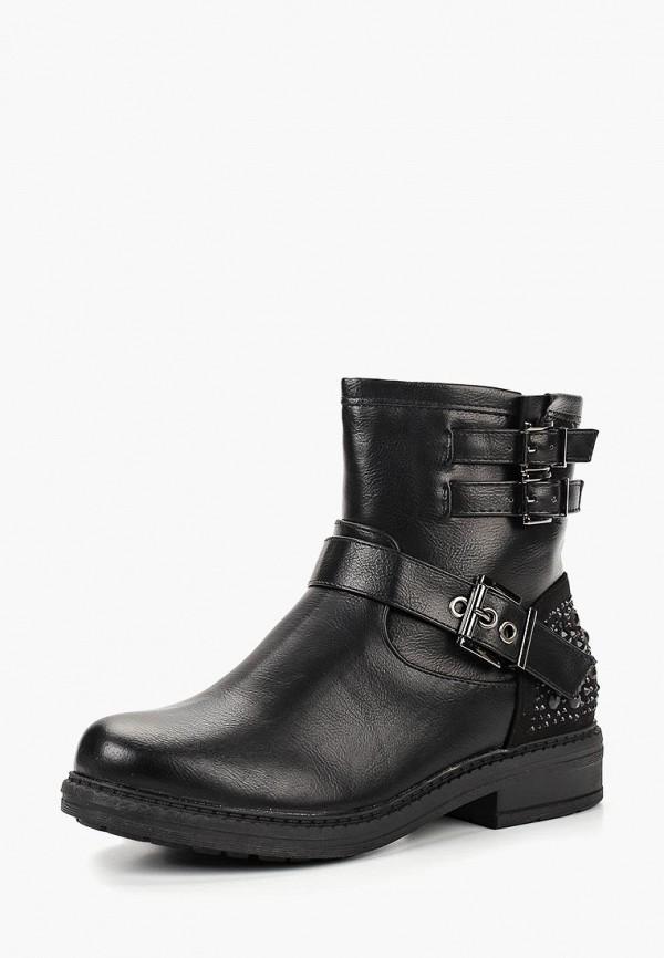 женские ботинки renda, черные