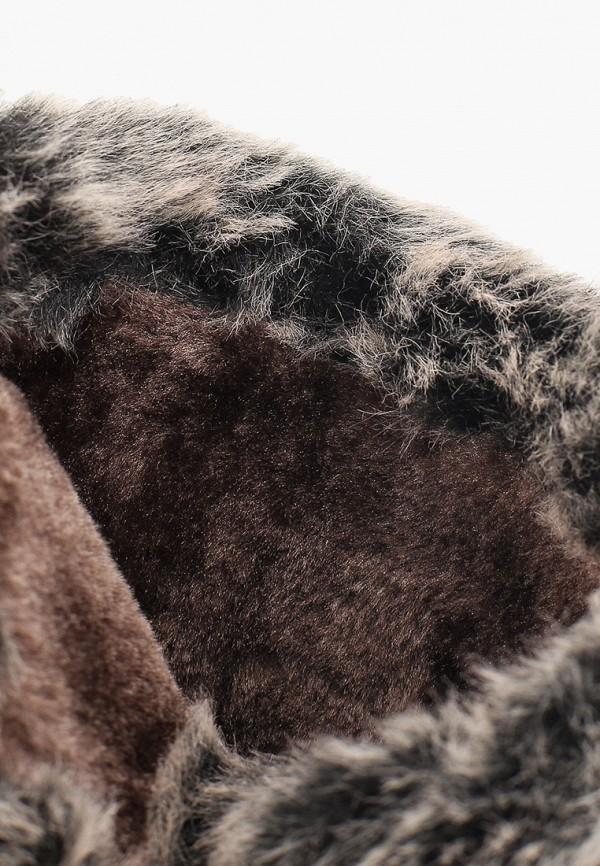 Фото 6 - женские полусапоги Renda серого цвета