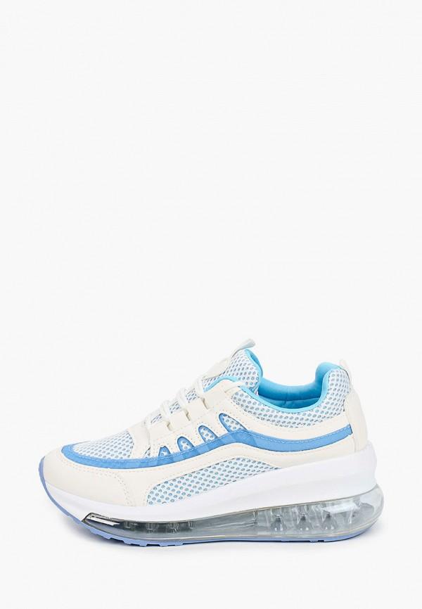 женские кроссовки renda, синие