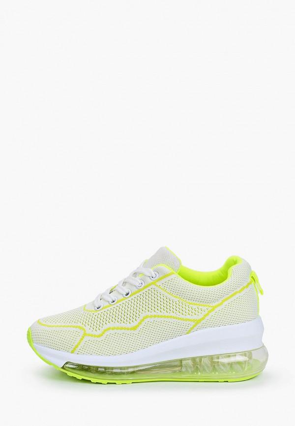 женские кроссовки renda, зеленые