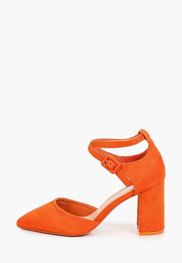 женские туфли renda, оранжевые