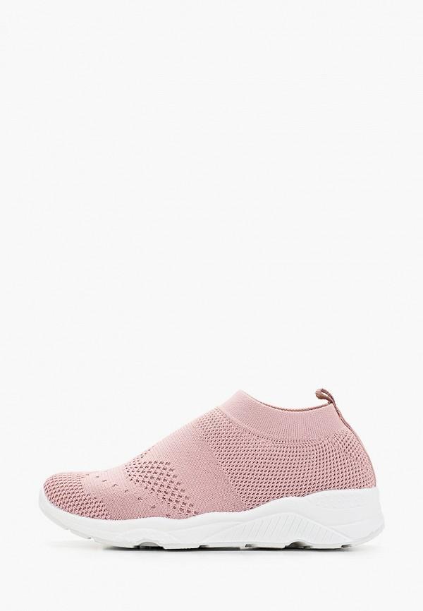 женские кроссовки renda, розовые
