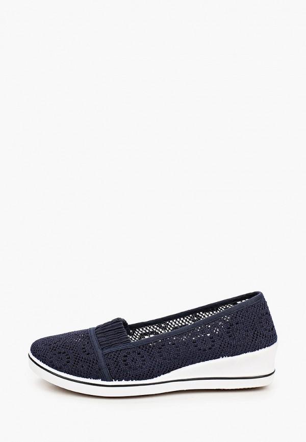 женские туфли renda, синие
