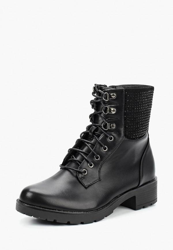 Купить Ботинки Renda, re031awyiy56, черный, Осень-зима 2017/2018