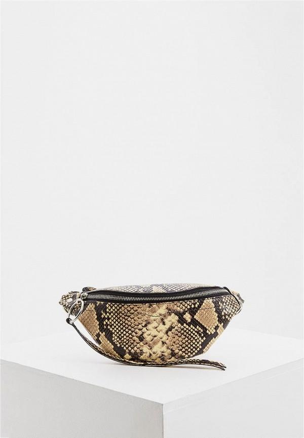 женская сумка rebecca minkoff, разноцветная