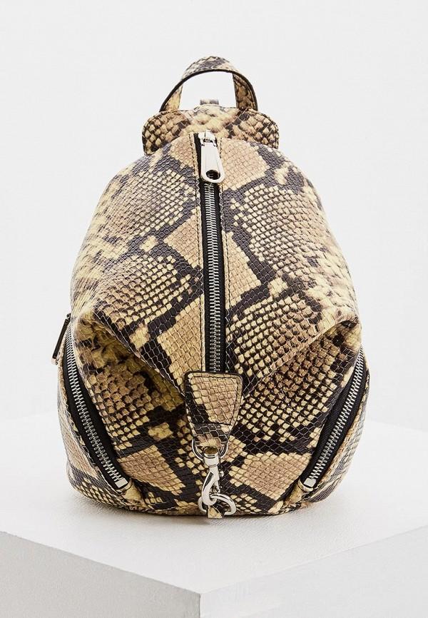 женский рюкзак rebecca minkoff, разноцветный