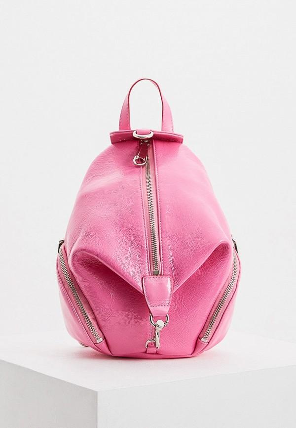 женский рюкзак rebecca minkoff, розовый
